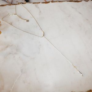 Kendra Scott Long Necklace.